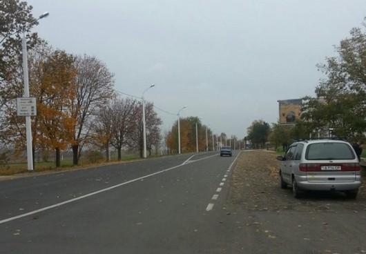 Siellä se olisi, Tiraspol.