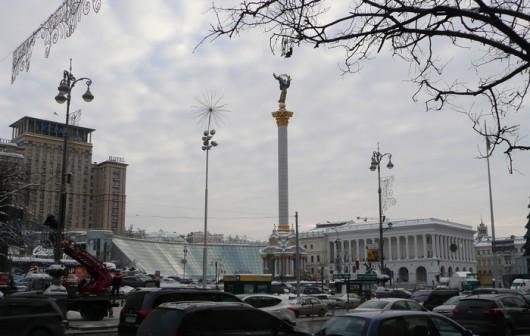 Kiova joulukuussa 2012.