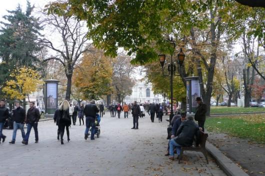 Lviv, syksy 2013.