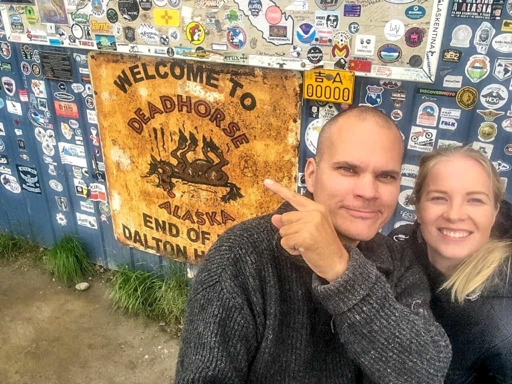 46000 kilometriä Argentiinan Ushuaiasta Alaskan Deadhorseen – Nyt se on tehty!