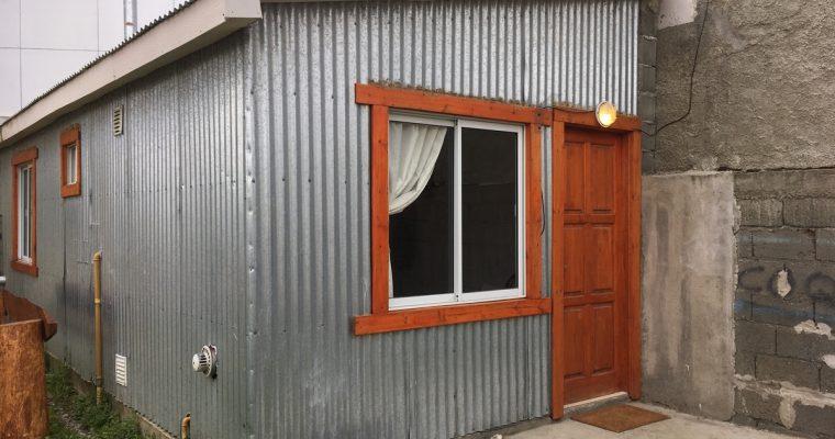 Ushuaiasta, simuloitua kotilomaa, vanhoja tuttuja