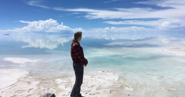 Uyunin suolatasanko ja Bolivia-seikkailumme loppuvaiheet