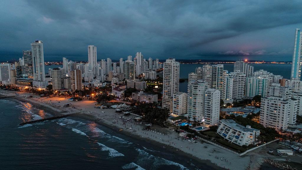 Viimeinen päivä Kolumbiassa – Mietteitä tulevasta venematkasta ja vähän Cartagenastakin