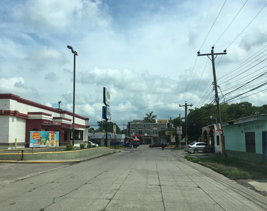 Lisää Nicaraguaa ja vähän Hondurasiakin