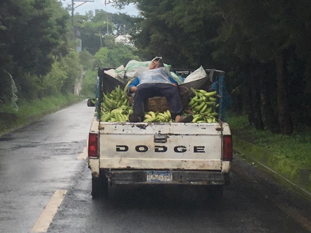 El salvador ja Guatemala – rajanylityksistä, turvallisuudesta ja ties mistä