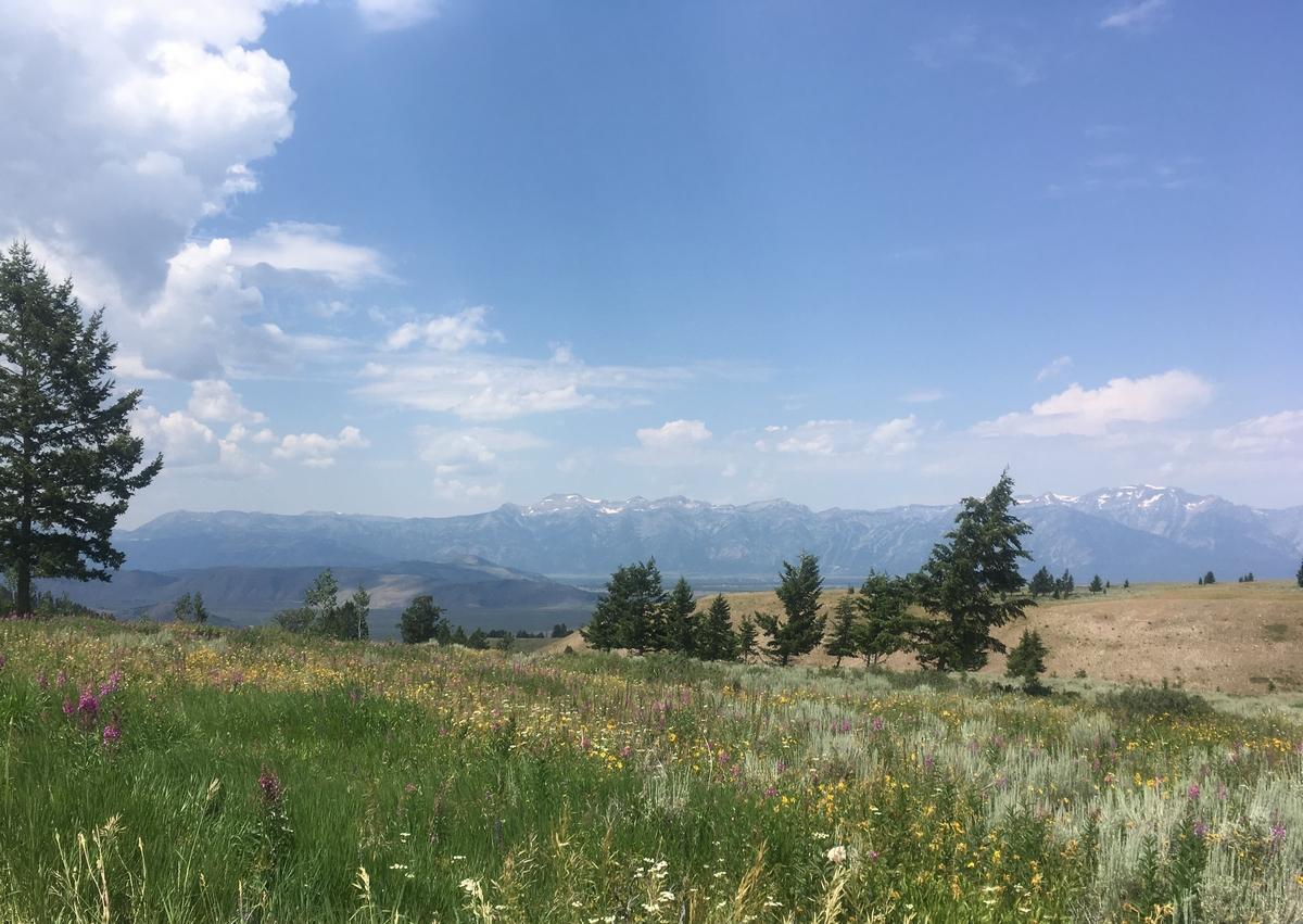 Salt Lake City sekä Utahin ja Wyomingin maaseudusta