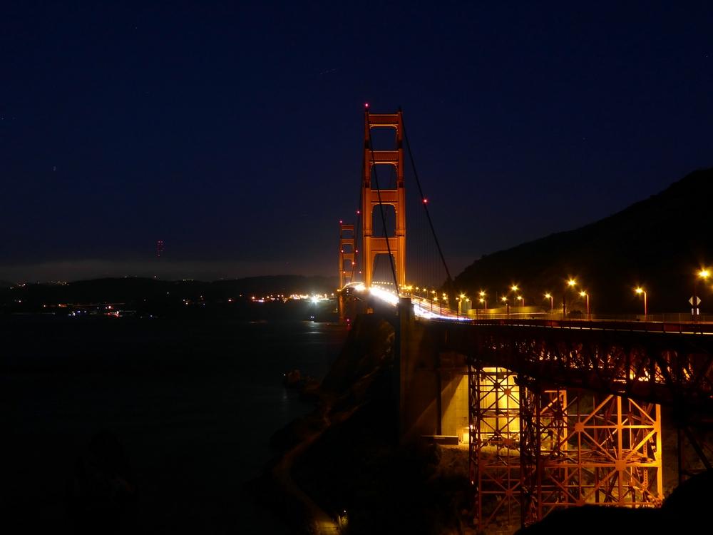 Kalifornian rannikkoa pitkin Santa Barbarasta San Franciscoon