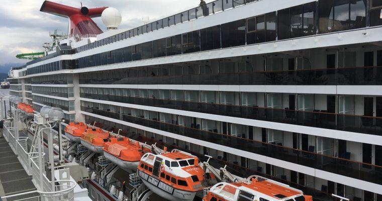 Kohta laivaan ja kohti Japania