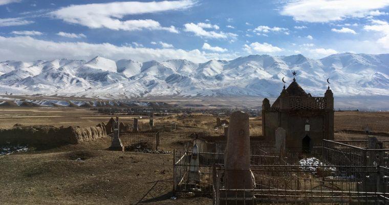 Loput Kirgisian seikkailut sekä raskas rajanylitys Uzbekistaniin