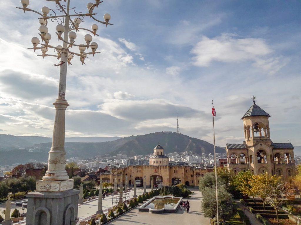 Sää Tbilisi