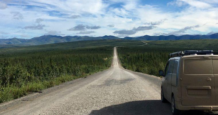 Maapallon kiertänyt Nissan esillä Matka ja Caravan 2020 -messuilla Helsingissä