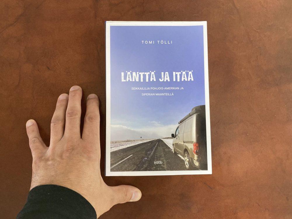 Panamericana-kirjan kakkososa on nyt tilattavissa!