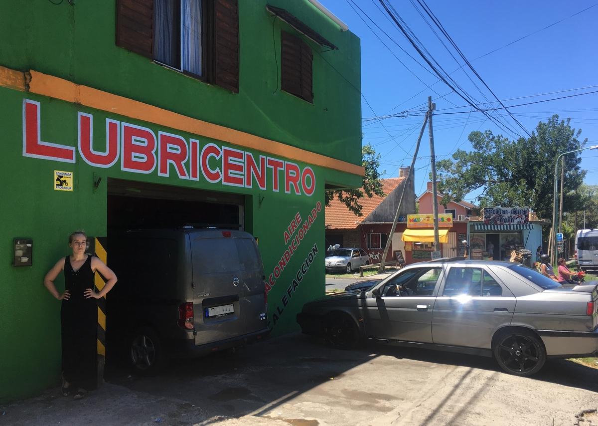 Matka jatkuu – Buenos Airesista kohti etelää