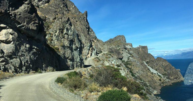 Pölyä ja tärinää – Chilen etäläosan tie numero 7