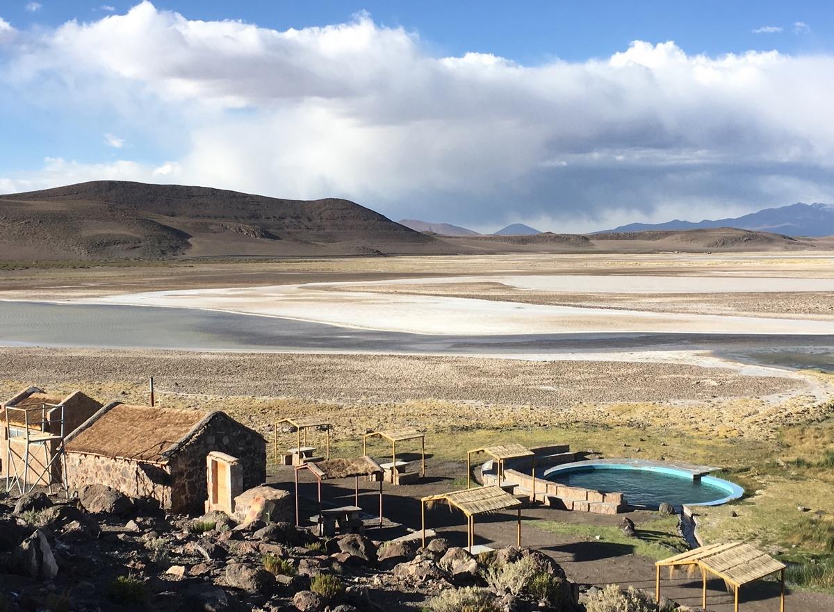 Suolajärviä ja tulivuoria – kohti Boliviaa