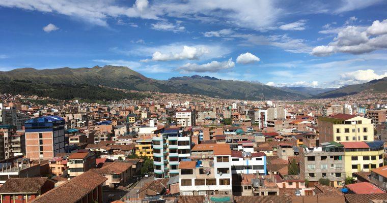Perun vuorokausirytmistä, korkeasta ilmanalasta, Inkoista ja Cuscosta
