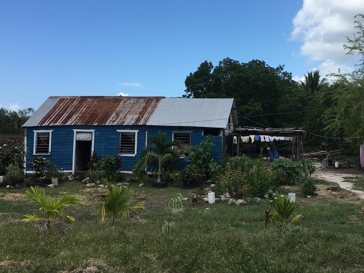 Transit Belize – kohti Meksikoa
