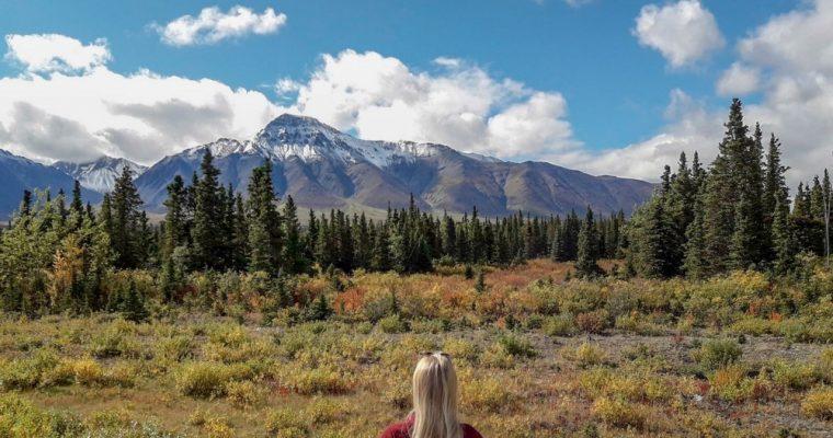 Jälleen Kanadassa, matkalla etelään (sekä vielä vähän Alaskasta)